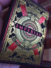 1 DECK Imperial playing cards NEW from Jackson Robinson and Expert PCC