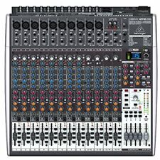 Behringer XENYX X2442USB 24 Channel 2-Bus Mixing Console with Mic Preamps and Compres