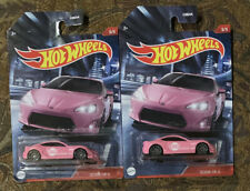 Hot Wheels STREET RACERS Scion FR-S Pink Walmart Exclusive Lot Of 2 Ships Free!