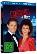 Scarecrow And Mrs. King-Season 4 Final-Kate Jackson, Bruce Boxleitner NEW R2 DVD
