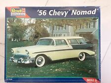 MONOGRAM 1/25 1956 CHEVY NOMAD CAR MODEL KIT # 85-2489 F/S OUT OF PRODUCTION KIT
