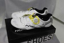 Northwave Sonic 2 Plus Fahrradschuh Weiß/Silber Size 42 UK 8,5