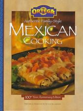 Ortega Authentic Family-Style Mexican Cooking