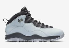 Nike Air Jordan Retro 10 'London' Pure Platinum Grey Uk Size 9.5 310805-004