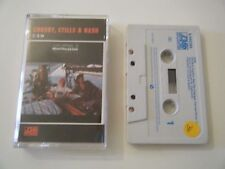 CROSBY STILLS & NASH CSN CASSETTE TAPE ALBUM ATLANTIC 1977