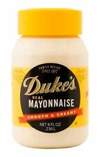 Duke's Mayonnaise Mayo Smoth & Creamy Condiment