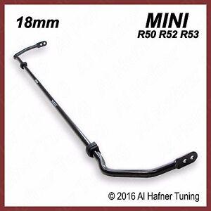 MINI Cooper H&R Rear Sway Bar - 18mm (R50, R52, R53)