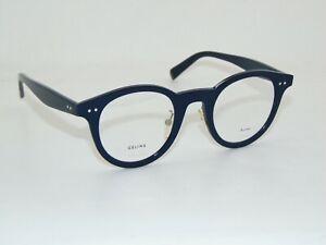 CELINE CL 41463 PJP Blue 45mm Authentic Eyeglasses