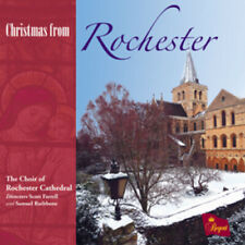 The Choir of Rochester Cathedral : Christmas from Rochester CD Album (Jewel