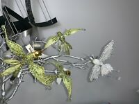 Katherine's Collection Christmas Tree Ornament Clip Humming Birds