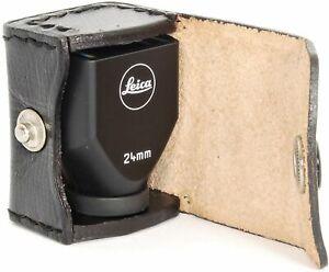 Leather Case for LEICA 28mm SLOOZ for Summaron / Hektor f=2.8cm & SBKOO Finder