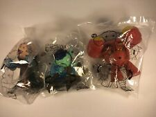 "**NEW** 2018 Burger King  ""Lot Of 3"" From Skylanders Academy"