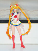 Super Sailor Moon figurine gashapon figure Bandai