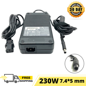 230W HP Genuine OEM Power Supply Adapter 533143-001 608432-002 AT895AA with cord