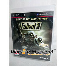 FALLOUT 3, Edition Game of The Year - Jeu PS3