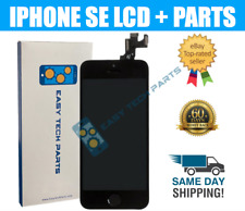 Black For iPhone SE Screen Replacement LCD Display Touch Digitizer Genuine OEM