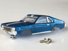 New Thunderjet 1969 DB AMC AMX Tjet HO Slot Car Body Fits-Aurora & Dash Chassis