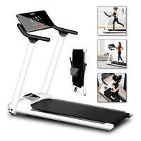 Folding Electric Treadmill Motorized Running Jogging Home Gym Fitness Machine