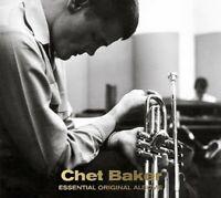 CHET BAKER - ESSENTIAL ORIGINAL ALBUMS  3 CD NEW+