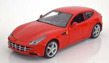 1:18 Hot Wheels Ferrari FF 2011 red