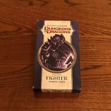 Dungeons & Dragons - Martial Power Fighter Power Cards (Cards not unpacked)