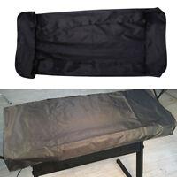 Black Lamination Cloth 61-Key Electronic Piano Cover Dustproof Keyboard C an