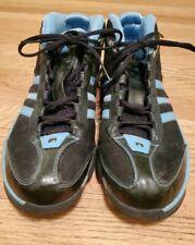 Adidas Torsion System Black & Blue Basketball HighTop Men's 11.5 Shoes