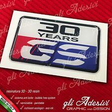 1 Autocollant Stickers 3D Résine BMW GS R 1200 30 Years Anniversary LC 1