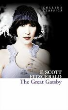 The Great Gatsby F Scott Fitzgerald (Collins Classics) - sent worldwide also