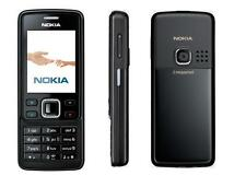 Nokia 6300 Silver Unlocked Camera cell Mobile Phone Black low cost cheap