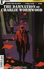 The Damnation of Charlie Wormwood #1 (of 5) Comic Book 2014 - Dynamite