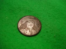 More details for brilliantly hand engraved george v penny young girl with hat