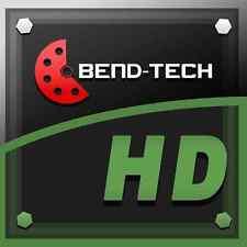 Bend Tech HD Exhaust Header Software  Exhaust Bender Tube Bender