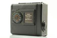 【MINT】Zenza Bronica SQ-i 6x4.5 120J Film Back Holder for SQ-A SQ-Ai from Japan