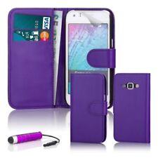 Cover e custodie viola modello Per Samsung Galaxy J5 in pelle sintetica per cellulari e palmari