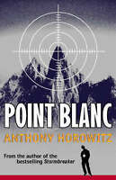 Point Blanc by Anthony Horowitz, Acceptable Used Book (Paperback) FREE & FAST De
