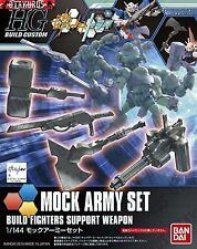 Mock Army Set HGBC Weapon Accessory Gundam Build Fighters Try 1/144 Bandai Japan