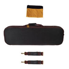 Violin Case 4/4 Strong Light and Durable Black Color Case Box Bag Waterproof