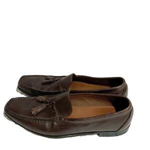 Allen Edmonds Tassel Loafers  Mens  Barely Used  9.5B Pomona Model
