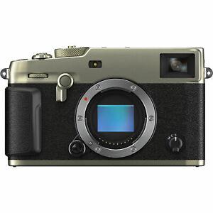 Fujifilm X-Pro3 Mirrorless Body Dura Silver No extra cost