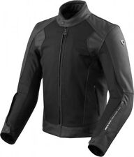 Revit Ignition 3 Herren-Motorradjacke Leder-Textil-Mix Gr. 52