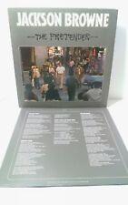 Jackson Browne-The Pretender Vinyl LP 1976 Asylum 7E-1079 1976 EX/EX