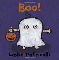 Boo! (Leslie Patricelli board books) by Leslie Patricelli