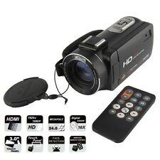 Ordro HDV-Z20 HD 1080P Microphone Video Camera Touch Screen 16x Digital Zoom 8MP