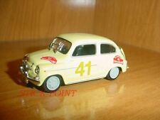 SEAT CONTI FIAT BLANES-LLORET #41 1:43 1963 MINT!!!