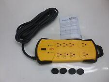 New APC SurgeArrest 120V  ,15' Cord  Surge Protector 8 Outlet Strip PDIY8
