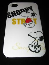Snoopy Hard Cover Case for iPhone 4 4s Snoopy Street Snoopy w/ shades