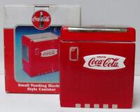 Coca-Cola - SCATOLA  A FORMA DI FRIGO GHIACCIAIA - anno 1997