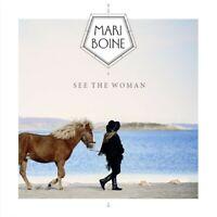 MARI BOINE - SEE THE WOMAN  2 VINYL LP NEU