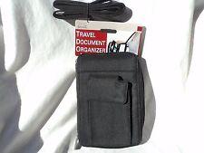 Travel Smart TSM-050 Nylon Zippered Travel Wallet